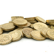 Some Pound Coins